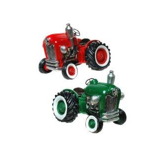 Spardose Traktor Rot Grun Geldgeschenk Geburtstag Kinder Geschen